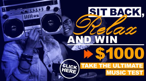 The Ultimate Music Test Sweepstakes