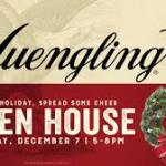 Spread Some Cheer Sweepstakes – Yuengling