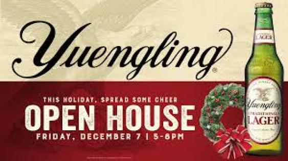 Spread Some Cheer Sweepstakes - Yuengling