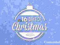 NBC16 16 Days of Christmas Contest