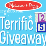 Melissa and Doug Terrific 25 Giveaway