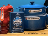 La Baleine Cooking Collection Giveaway