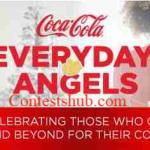 Everyday Angels Coca-Cola Contest (campaign.aptivada.com)