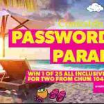 CHUM 104.5 Password to Paradise Contest (iheartradio.ca)