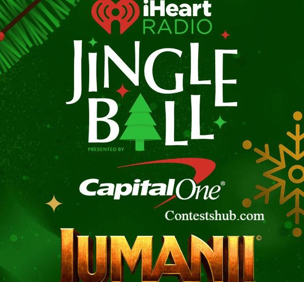 Jingle Ball Adventure Of Your Choice Sweepstakes