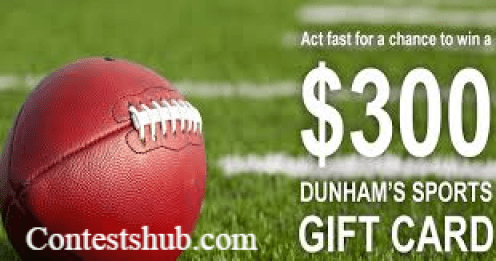 Dunham's Sports Quikly Giveaway