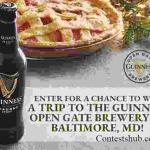 F20 Guinness Brewer's Dinner Sweepstakes (guinnessbrewerydinnersweeps.com)
