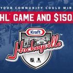 Kraft Hockeyville USA 2020 Contest (kraft.promo.eprize.com)