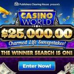 PCH Com $25000 Charmed Life Sweepstakes (rules.pch.com)