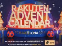 Rakuten FC Barcelona Sweepstakes