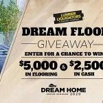 DIY Network Dream Floor Giveaway (diynetwork.com)