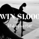Billabong Win Your Wishlist $1000 Sweepstakes