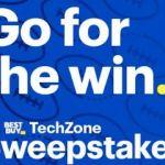 Best Buy Zone Sweepstakes (promotions.spredfast.com)