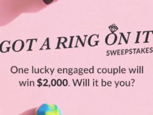 Evite Got A Ring On It 2020 Sweepstakes