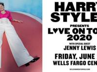 Harry Styles Love On Tour Contest
