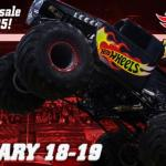 Hot Wheels Monster Trucks Live Sweepstakes (1065thelake.iheart.com)