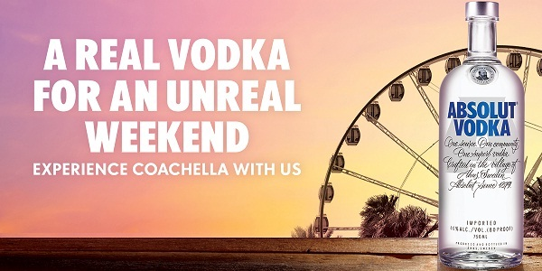 Absolut Coachella Sweepstakes