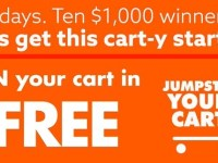 Big Lots Win Your Wishlist Sweepstakes