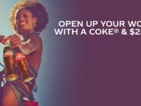 CocaCola $25000 Cash Sweepstakes
