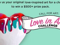 Dickblick Love In Art Challenge Contest