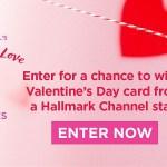 Hallmark Share A Little Love Sweepstakes (hallmarkchannel.com)