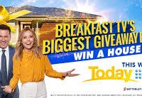 Today Show Breakfast TV Win A House Contest