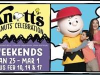Knott's Peanuts Celebration Sweepstakes