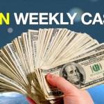 Taxhawk Weekly Cash Giveaway (taxhawk.com)