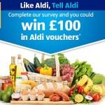 Tell ALDI Customer Survey  (tellaldi.com)