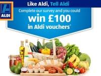 Tell ALDI Customer Survey