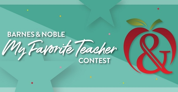 My Favorite Teacher Contest 2020