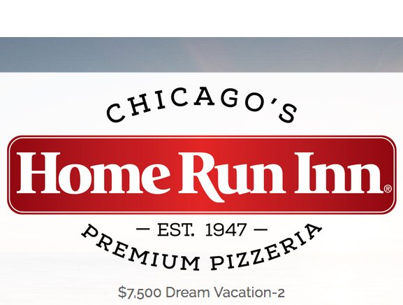 Home Run Inn Pizza Savor Each Moment Sweepstakes