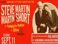 Steve Martin & Martin Short Contest