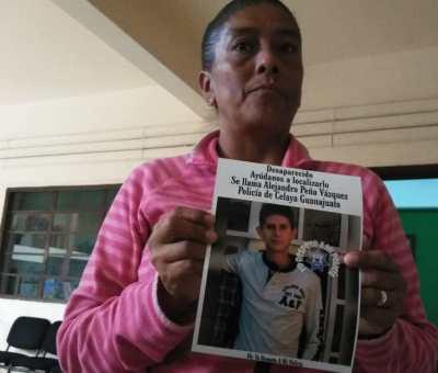 Asegura  alcaldesa apoyo a familia de policía auxiliar raptado