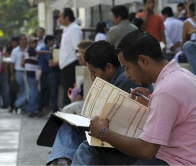 Puestos de trabajo en IMSS Guanajuato al mes de julio
