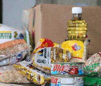 Llevan abrigo y alimento a población vulnerable de comunidades rurales de San Francisco del Rincón