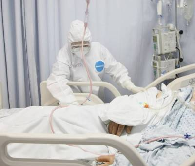 Guanajuato inicia la semana con 72 personas fallecidas por Coronavirus: SSG