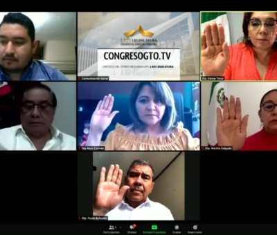 Aprueban dictamen de la iniciativa para crear el Registro Estatal de Organizaciones Migrantes Guanajuatenses