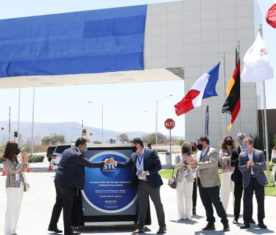 Guanajuato líder en atracción de inversiones.