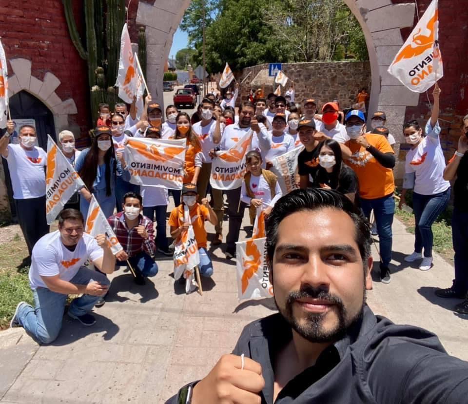 Purísima avanza en Movimiento, asegura Salvador Cruz Villegas
