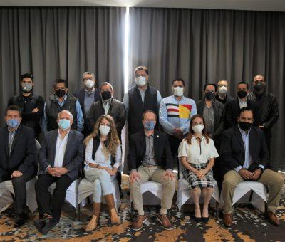 SDES se reúne con el CCE Salamanca para dar continuidad a proyectos