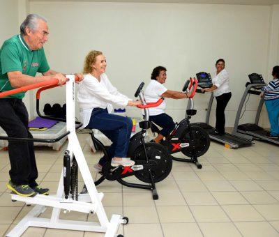Promueven la Activación Física entre las Personas Adultas Mayores en los 46 Municipios