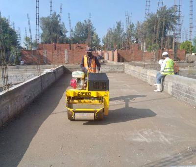 Avanza Construcción de UMAPS en comunidad de Valtierra en Salamanca