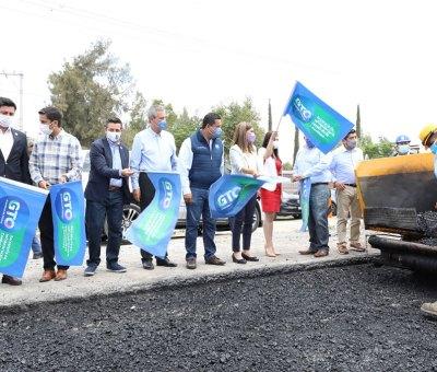 Impulsa Gobernador atención médica, educativa y vial para Guanajuato