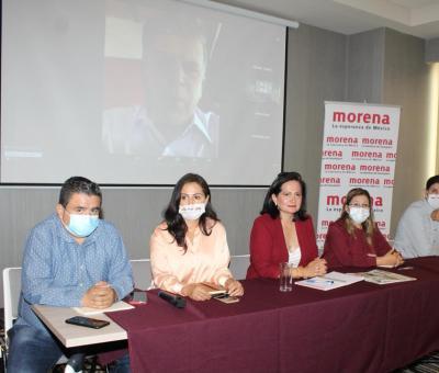 Denuncia Morena persecución política e intimidación en  contra de  Ricardo Sheffield
