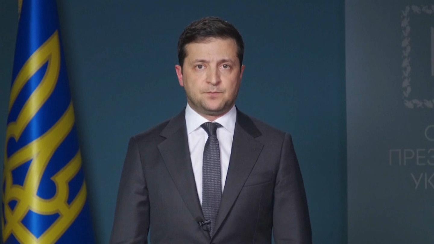 Mandatario estadounidense se reunirá con el presidente de Ucrania para sumar esfuerzos contra  Rusia