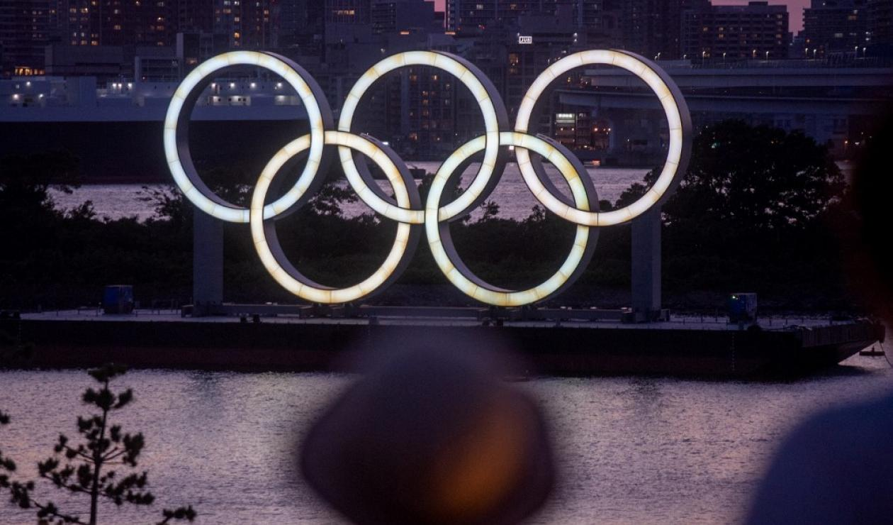 Juegos Olímpicos en peligro por tifón