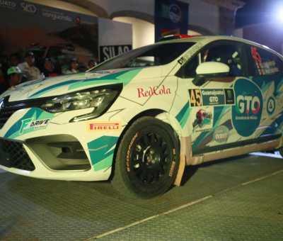 Silao recibirá los autos del FIA NACAM Rally Guanajuato 2021