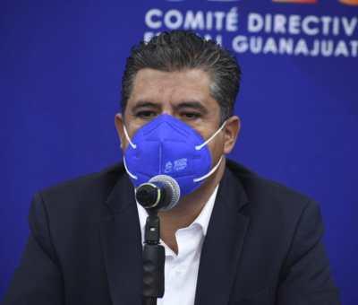 EL RETO ES TRABAJAR POR MÉXICO NO LA REVOCACIÓN DE MANDATO PAN GUANAJUATO