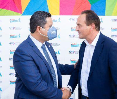 Grupo Ferrero ratifica su compromiso por el impulso económico y fortalecimiento del tejido social de Guanajuato